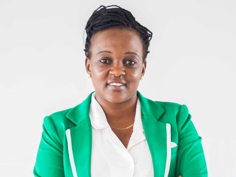 Victoria Munguti ICT strategist at Hepta Analytics